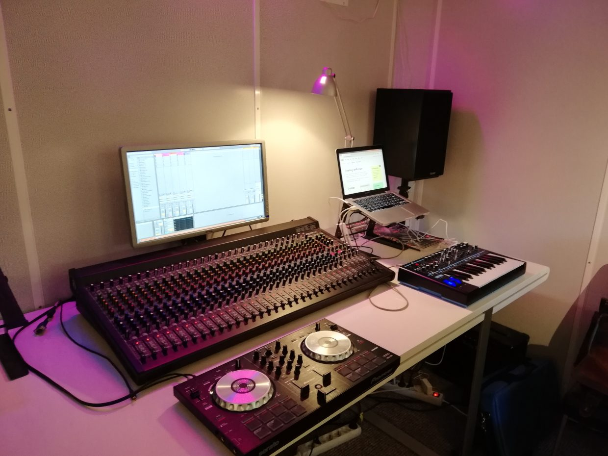 DJ and Producer courses in English in Bussum