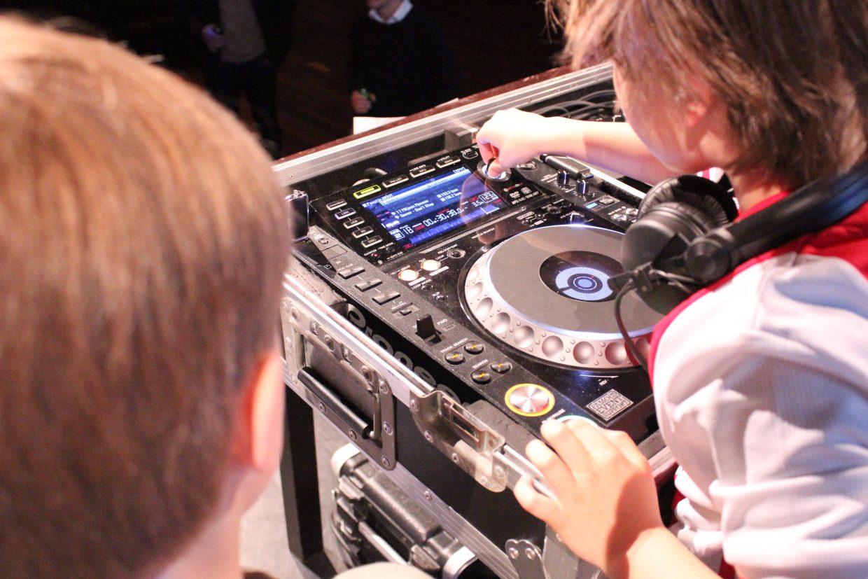 DJ kinderfeestje Bussum